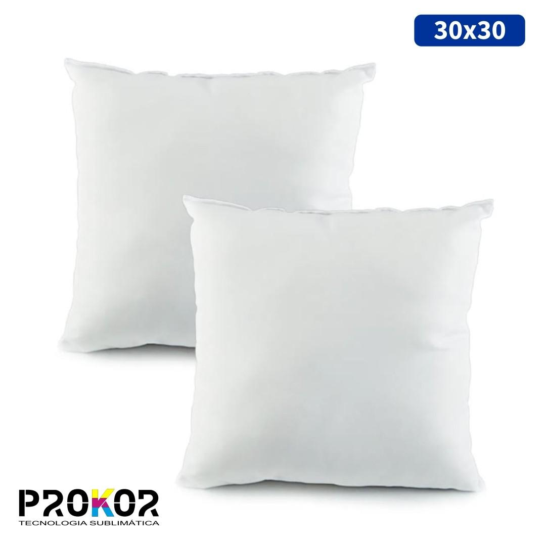 Almofada Para Sublimação 30x30 - Branca