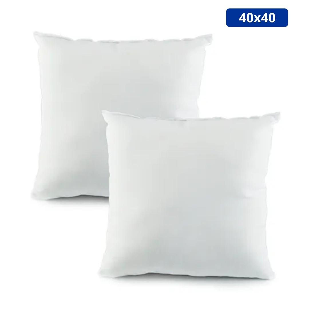 Almofada Para Sublimação 40x40 - Branca