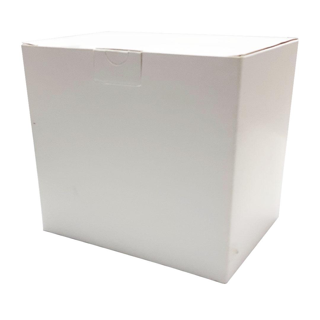 Caixinha de Papelão Para Caneca - Branca - Prokor