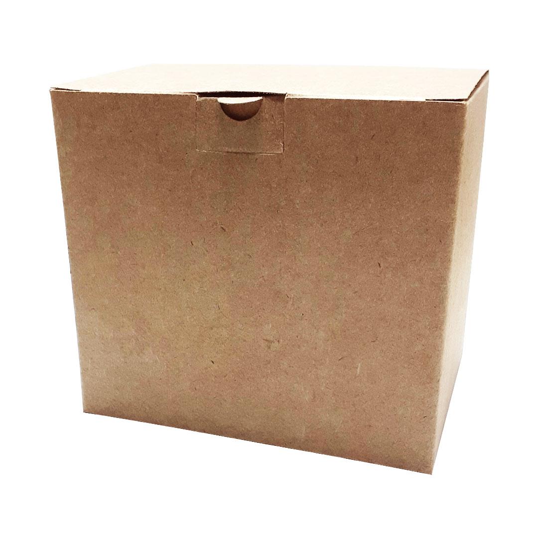 Caixinha de Papelão Para Caneca - Kraft - Prokor