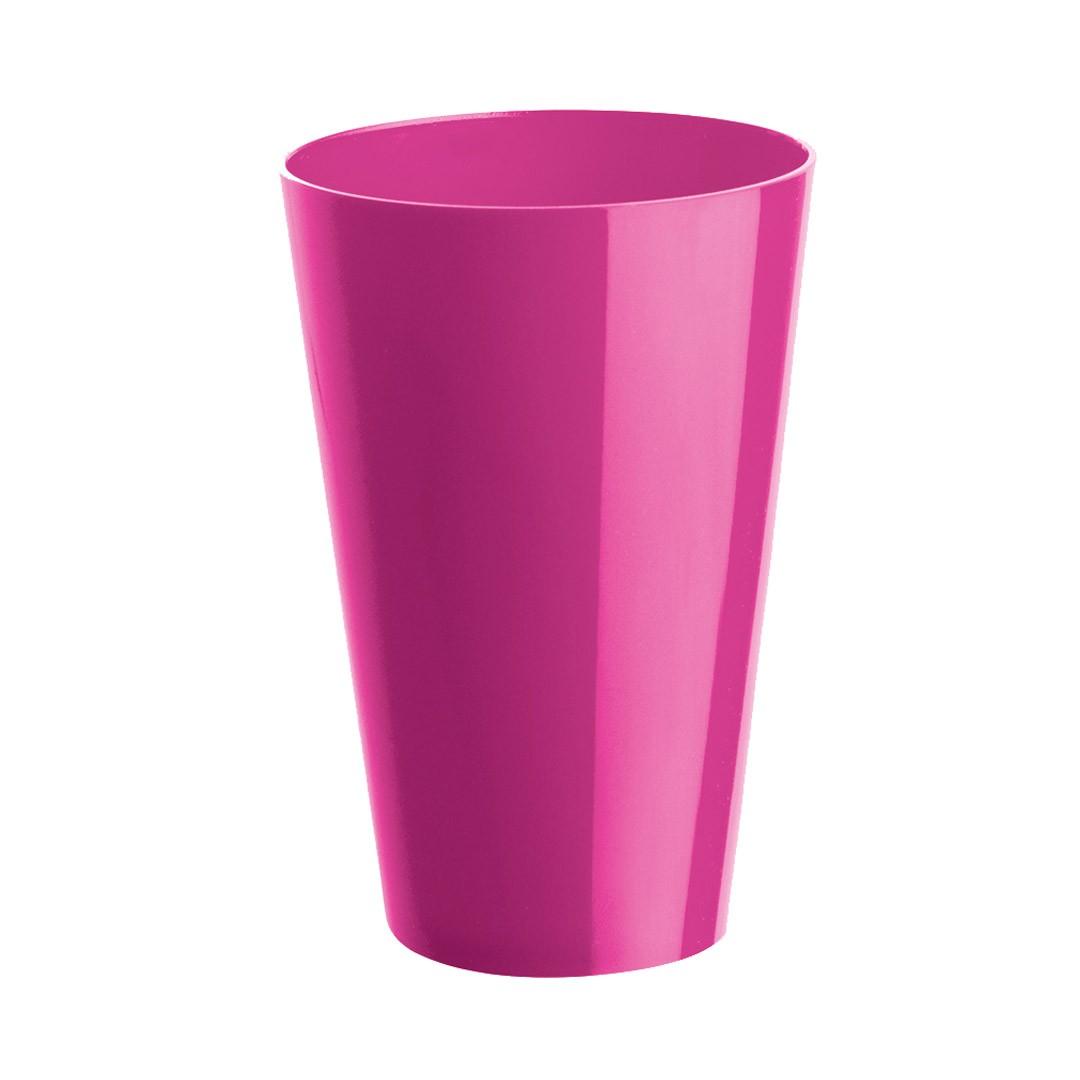 Copo Caldereta Rosa Pink - 600ml
