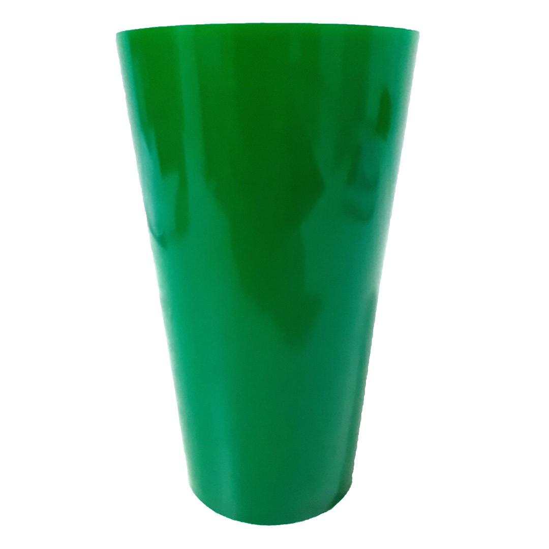 Copo Caldereta Verde Escuro - 600ml