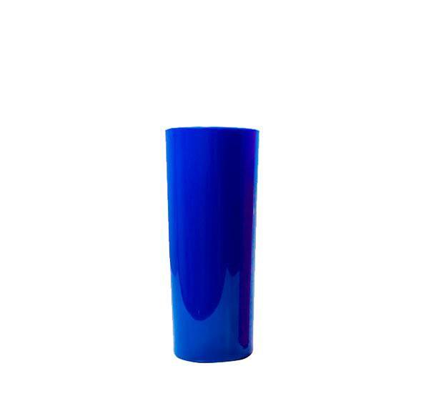 Copo Long Drink Azul Bic