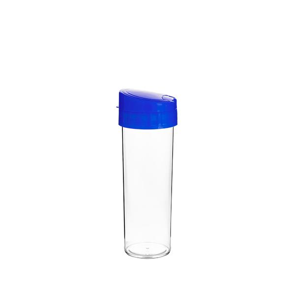 Garrafa Eco Water Azul Bic - 450ml - Transfer Laser