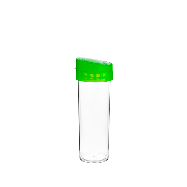 Garrafa Eco Water Verde Flúor - 450ml - Transfer Laser