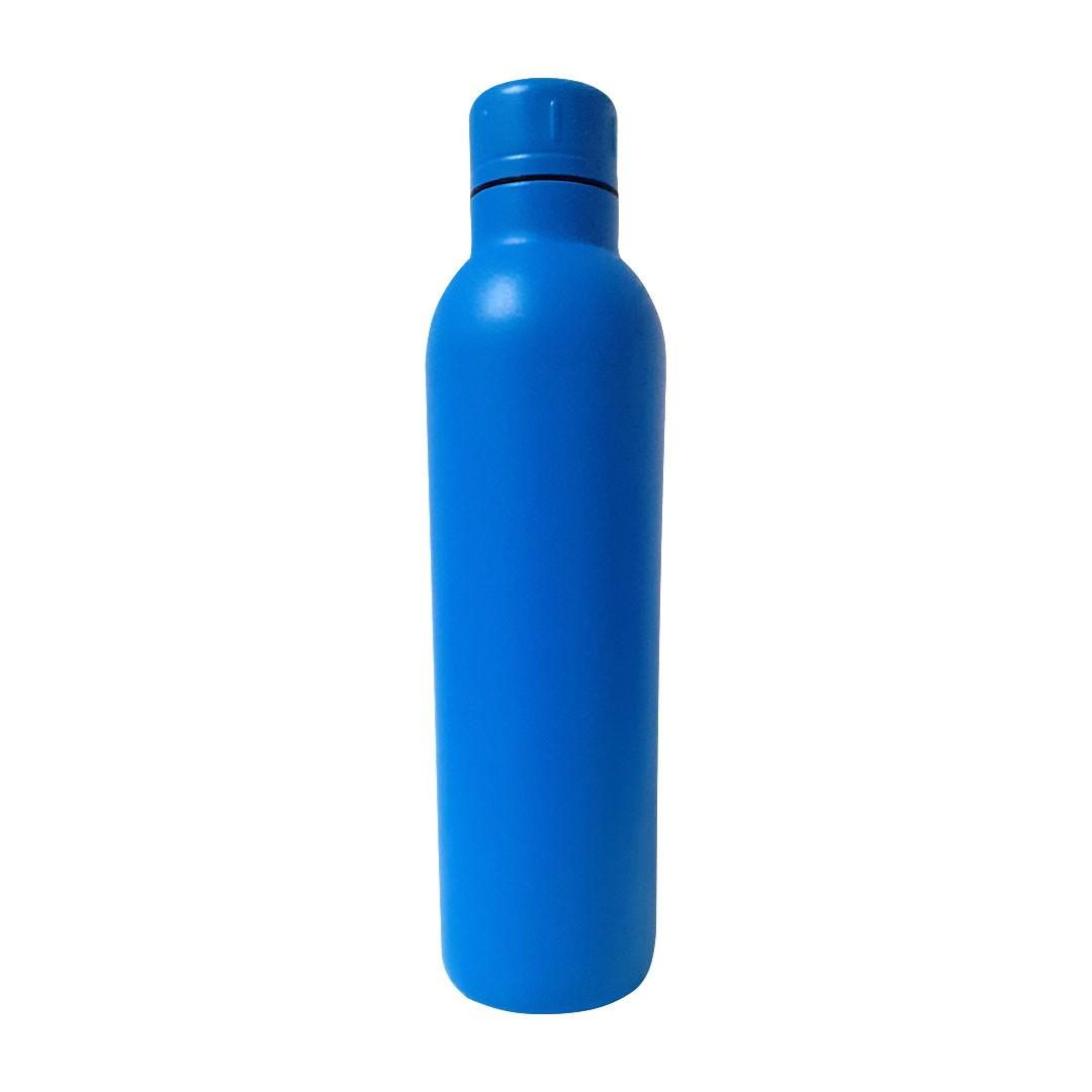Garrafa Térmica 1325 p/ Sublimação - Azul - 500ml