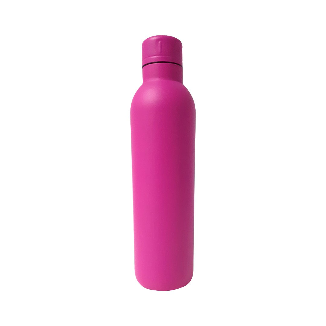 Garrafa Térmica 1325 p/ Sublimação - Pink - 500ml