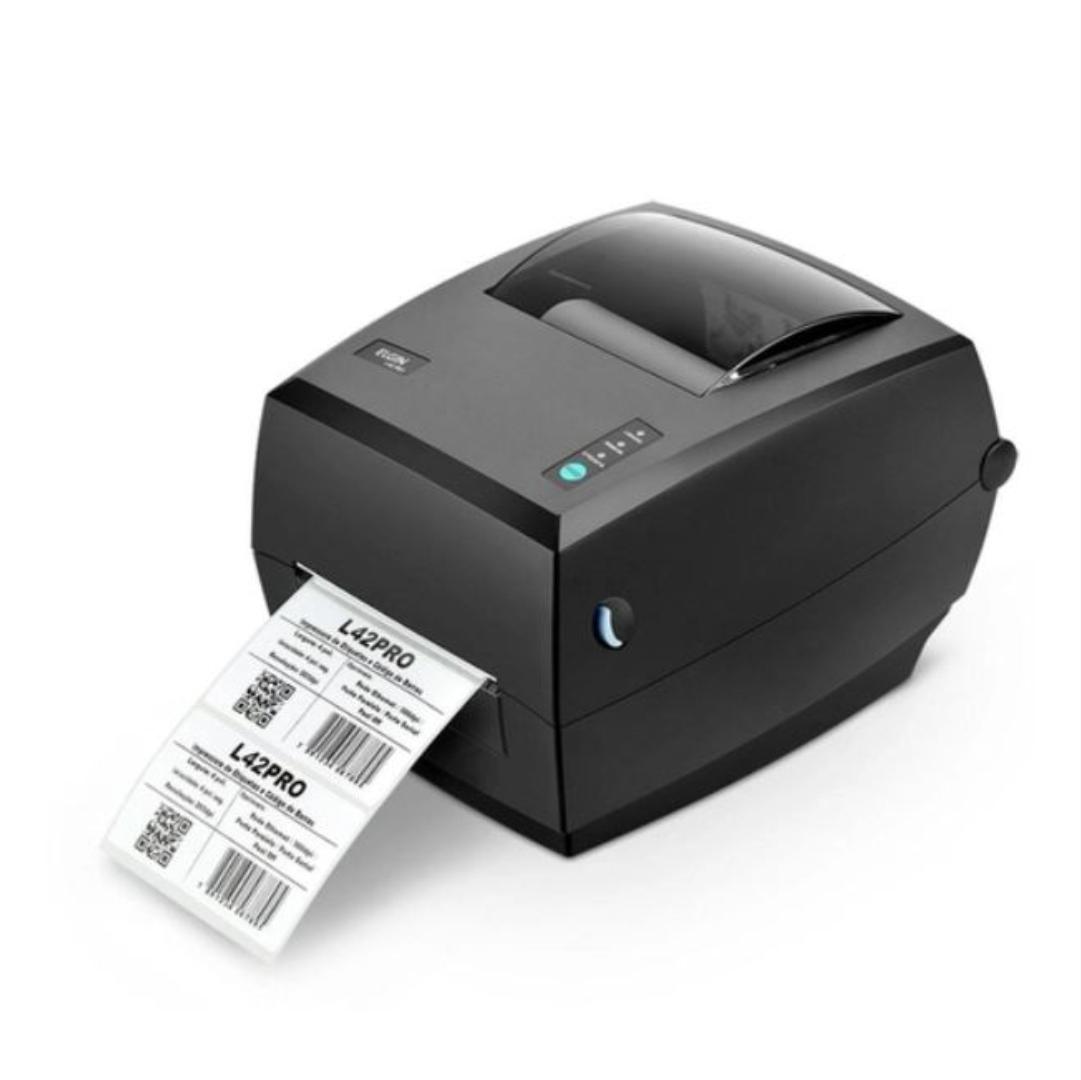 Impressora de Etiquetas e Fitas  L42 PRO - Elgin