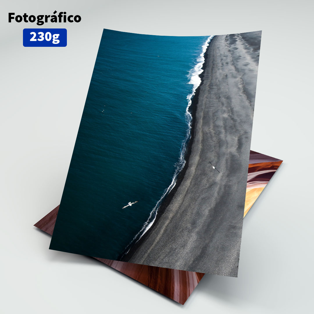 Papel Fotográfico 230g - Masterprint - A4 - 20 Folhas