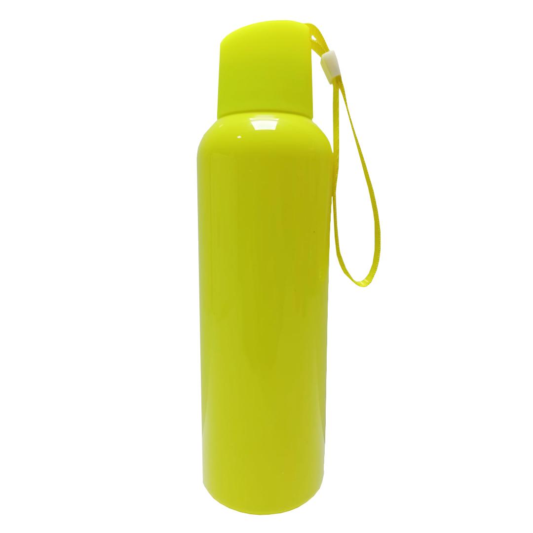 Squeeze de Plástico Amarelo p/ Transfer - 500ml - Prokor
