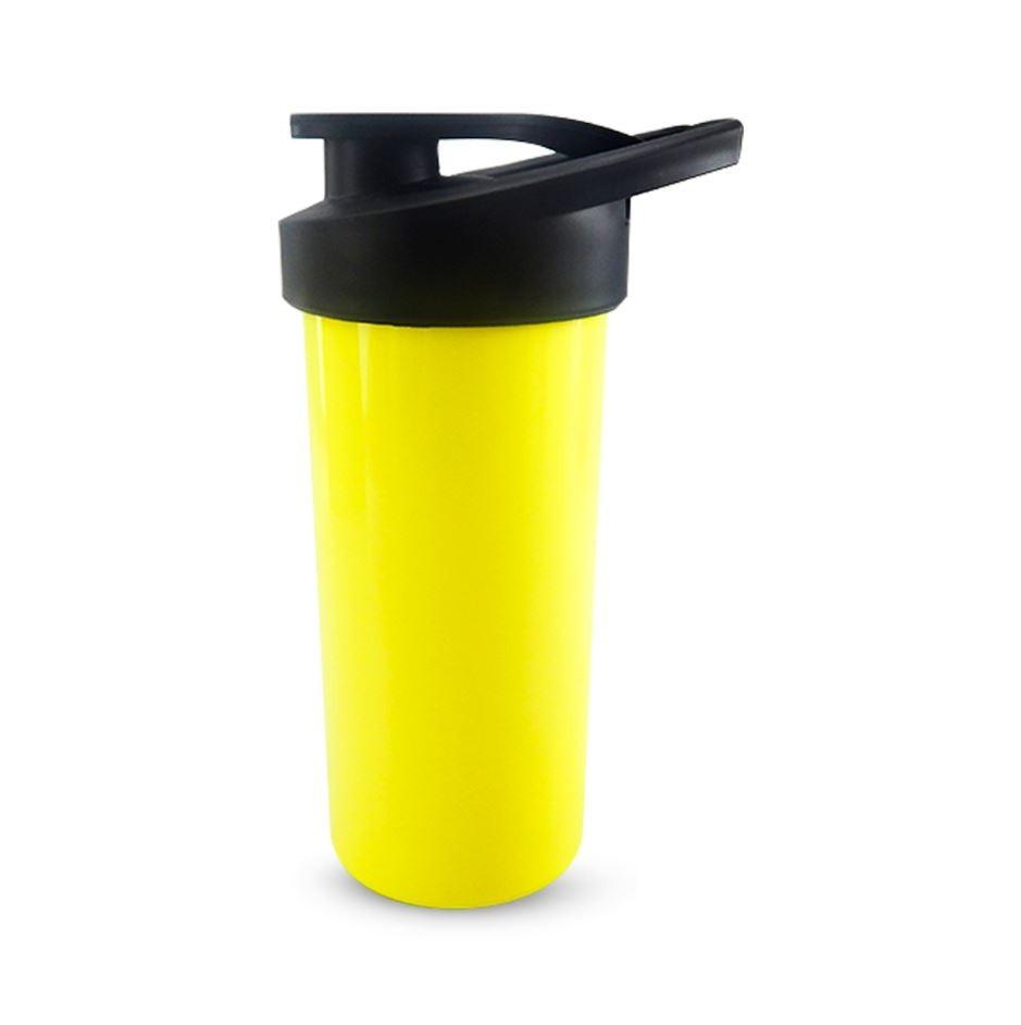 Squeeze de Polímero Amarelo Neon Para Sublimação - SFCT - 500ml