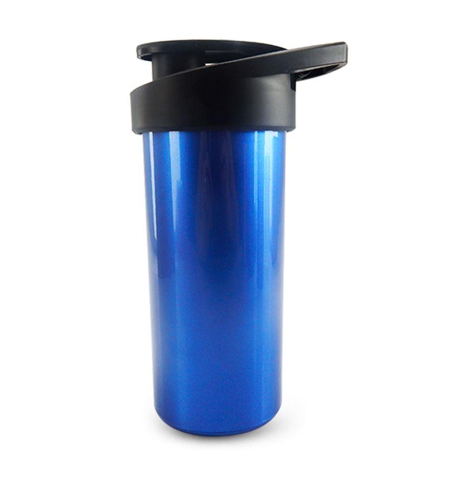 Squeeze de Polímero Azul Pérola Para Sublimação - SFCT - 500ml