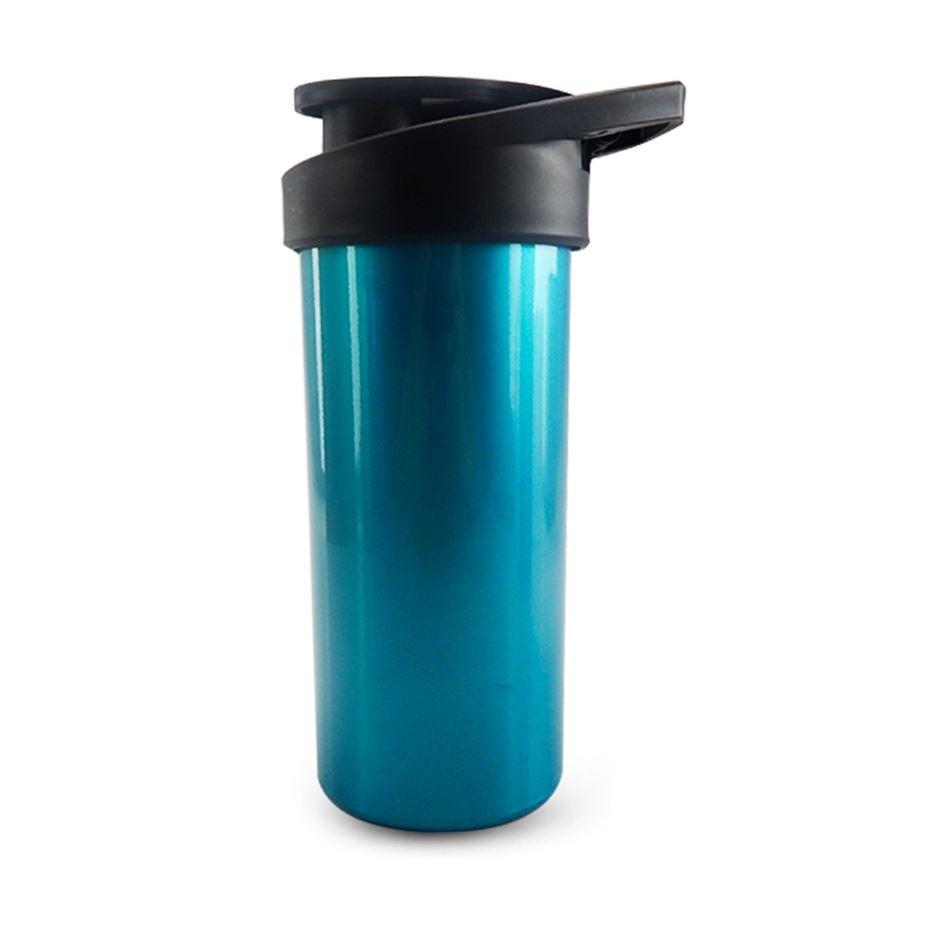 Squeeze de Polímero Verde Pérola Para Sublimação - SFCT - 500ml