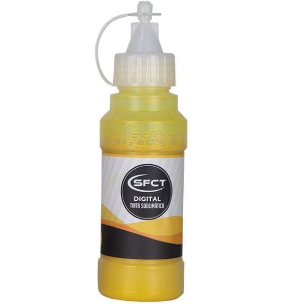 Tinta Sublimática SFCT - 100ml - Amarela