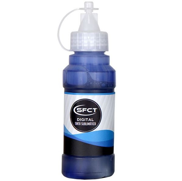Tinta Sublimática SFCT 100ml - Azul