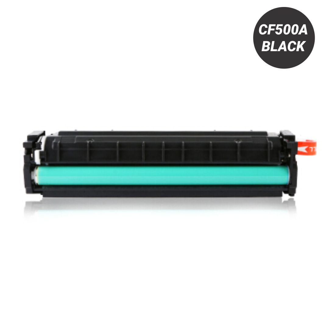 Toner Premium Black - Compatível HP - CF500A