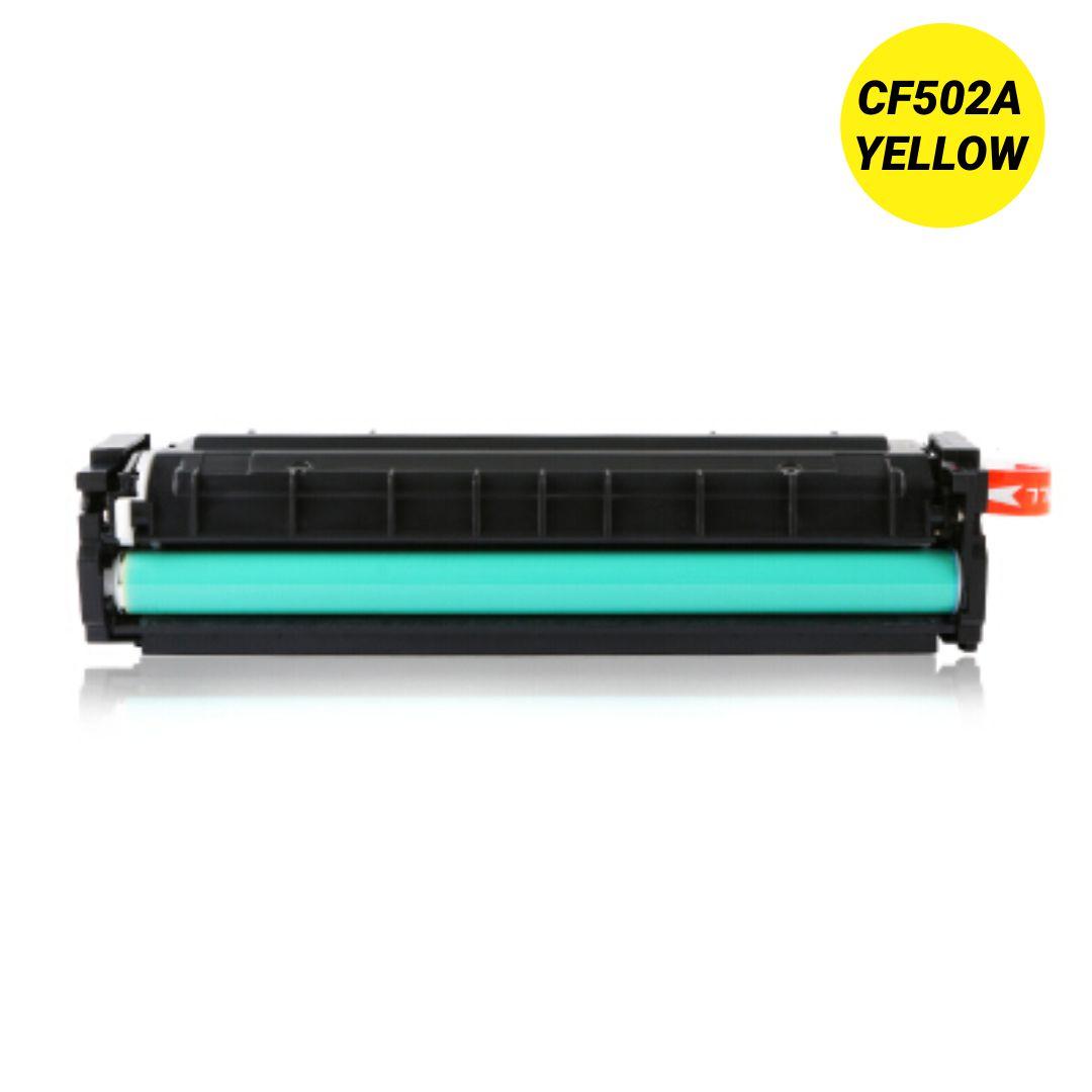 Toner Premium Yellow - Compatível HP - CF502A