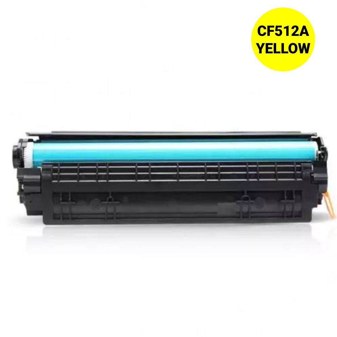 Toner Premium Yellow -  Compátivel HP - CF512