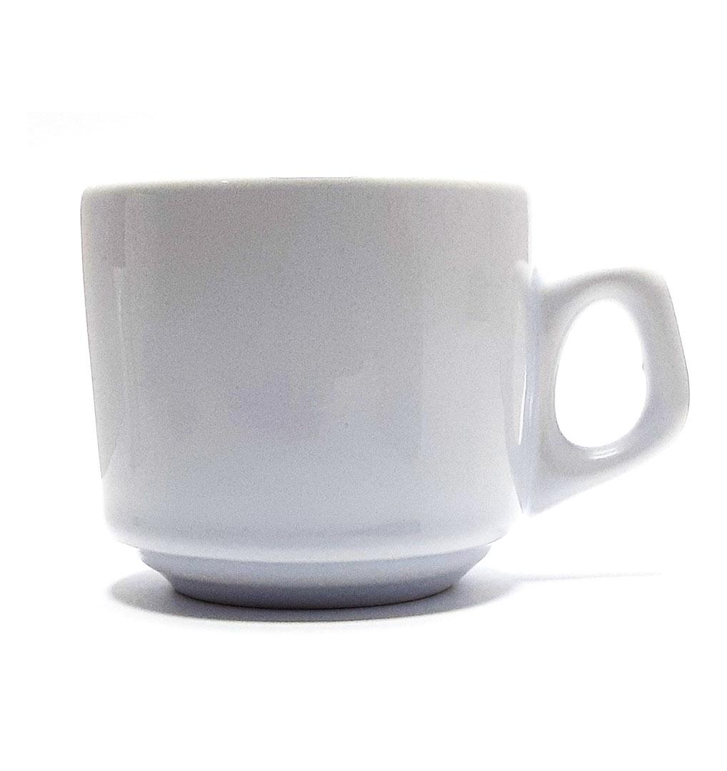 Xícara de Cerâmica Para Sublimação - 180ml - Sublime