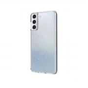 Capa Capinha Galaxy S21 Plus Lifepro Tinsel Transparente
