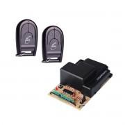 Kit Comando Eletrônico Placa Central Com 2 Controles Fass