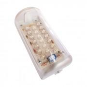Módulo 20 Leds Para Central Luz De Emergência Eco Luz Ipec
