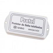 Protetor Surtos Tensão Módulo Alarme Modem Linha Telefônica