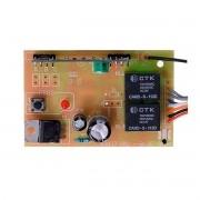 Receptor Custom Duplo 340 Controles 433,92 Code Learn portão alarme