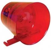 Sirene Audiovisual Vermelha Ipec