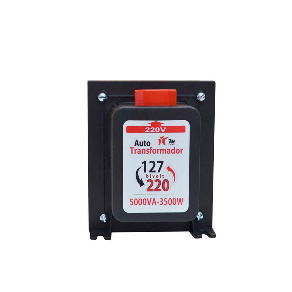 Auto transformador 5000 VA Para Eletrônicos E Ar Condicionado