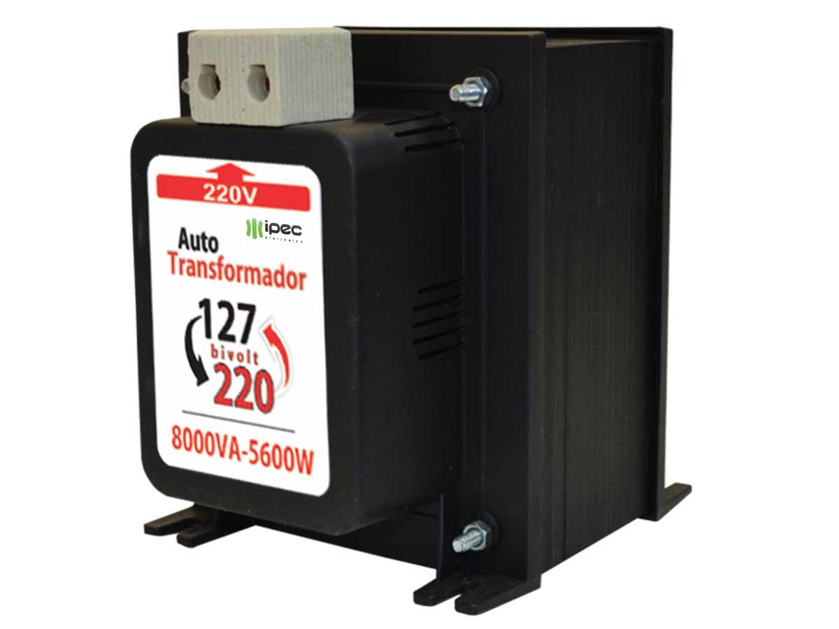 Auto transformador 8000va Para Eletrônicos E Ar Condicionado