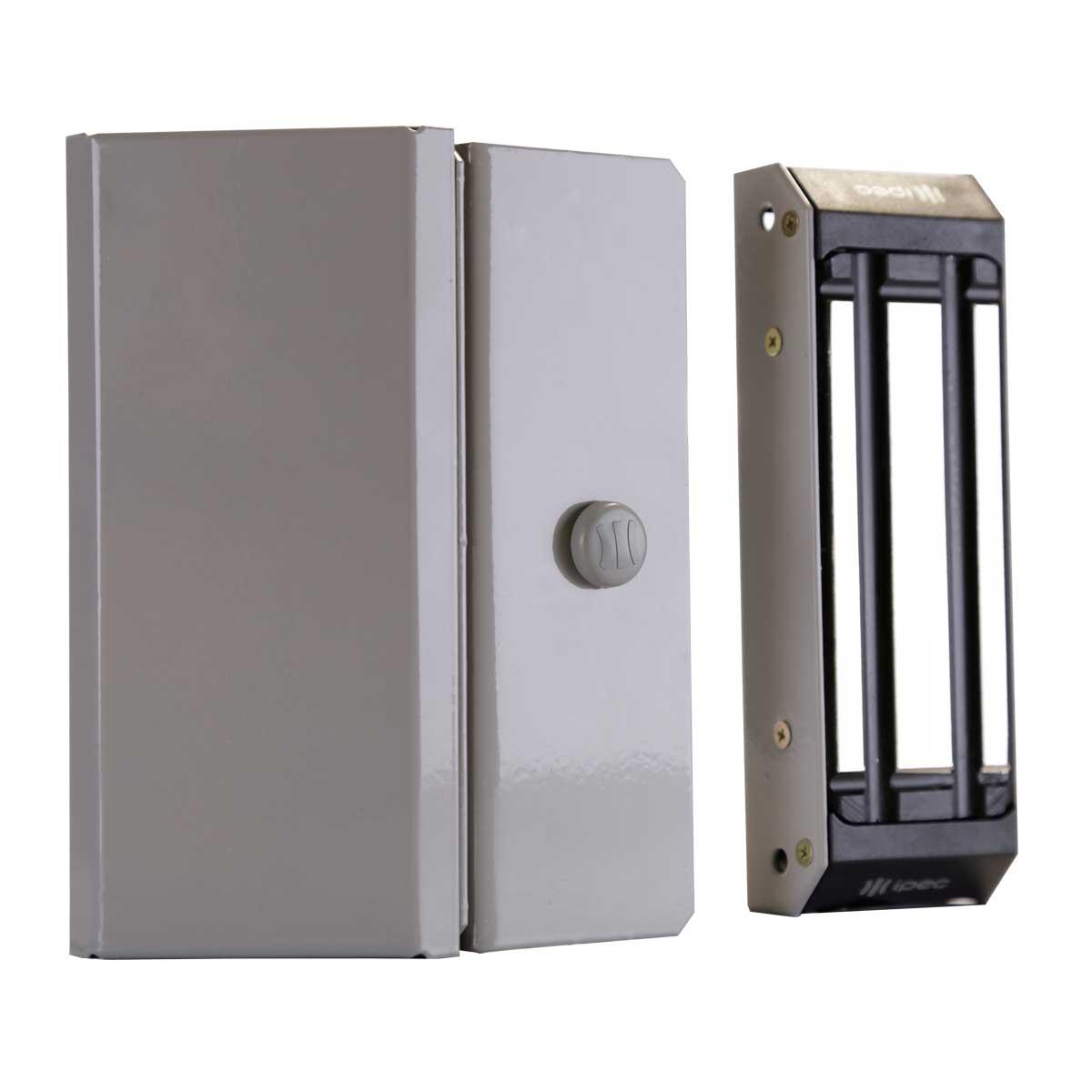 Fechadura Trava Magnética M150 Eco Força de até 150 KG Ipec
