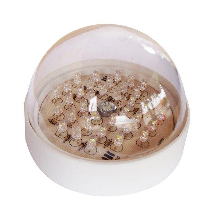 Módulo 36 Leds Dome para Central Luz de Emergência Eco Luz