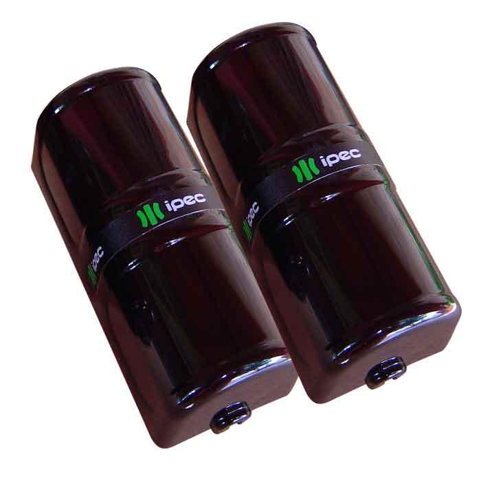 Sensor Barreira Perimetral Para 100 Metros Feixe Duplo Ipec