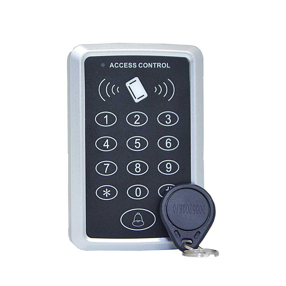 Teclado Controlador De Acesso De Portaria Ipec