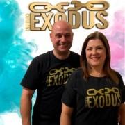 Camiseta Clássica Exodus