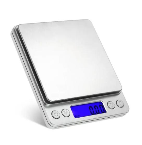 Balança Digital Alta Precisão 0.01g a 500g
