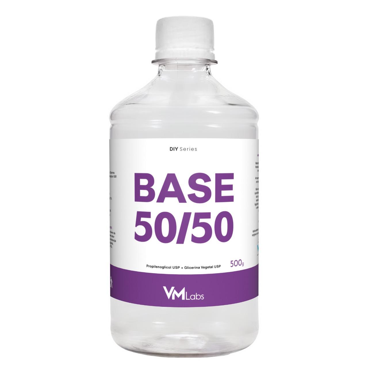 Base Pronta USP 50/50 - 500ml