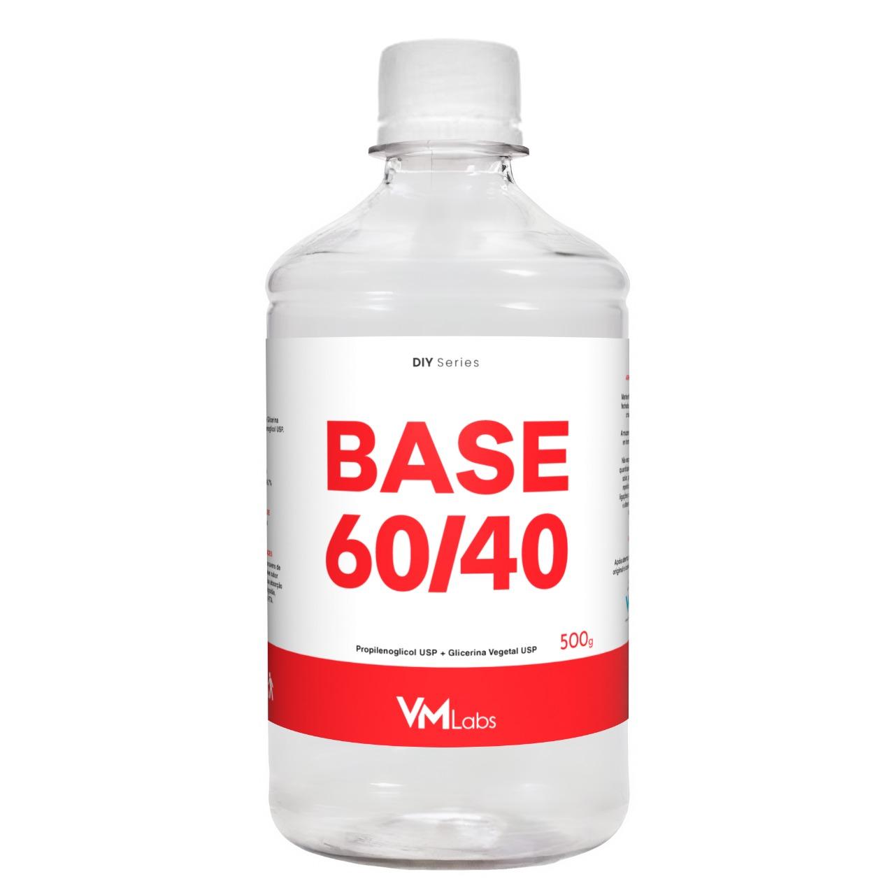 Base Pronta USP 60/40 - 500ml