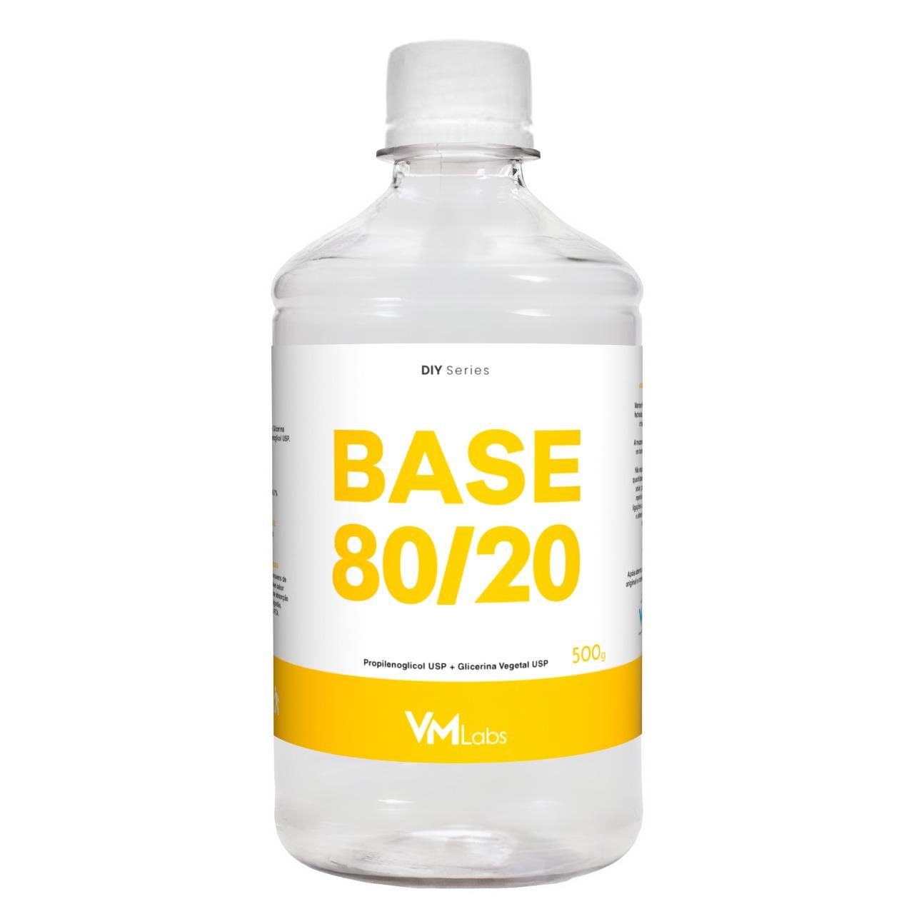 Base Pronta USP 80/20 - 500ml