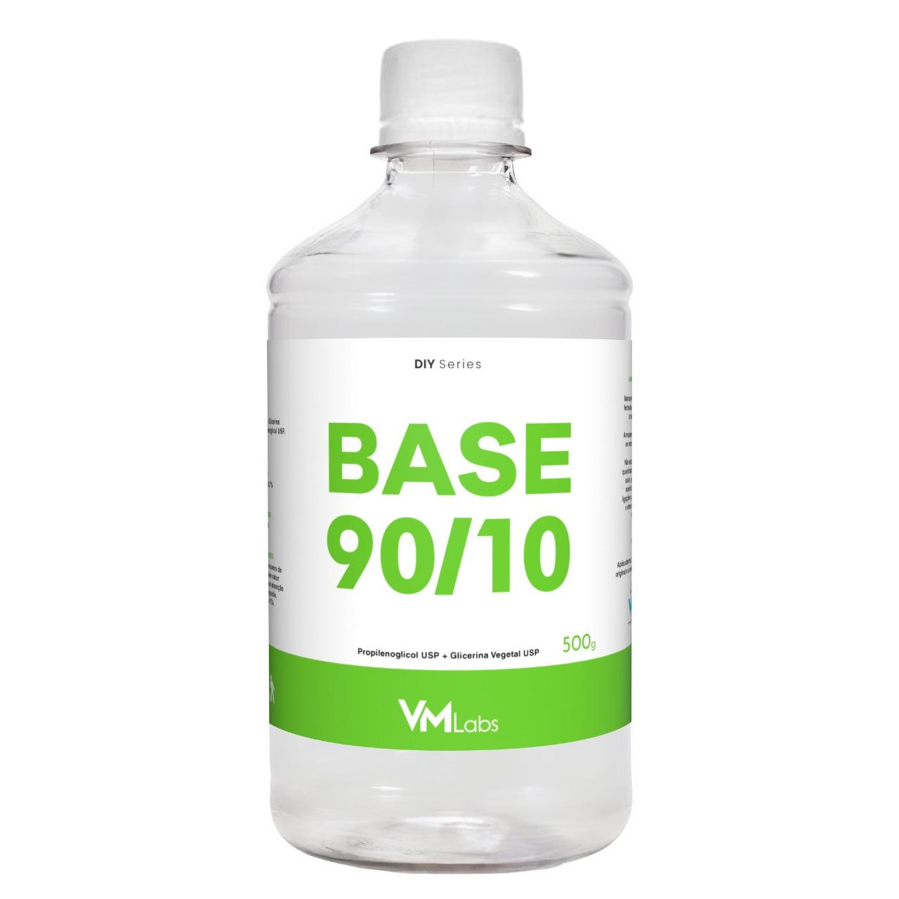 Base Pronta USP 90/10 - 500ml