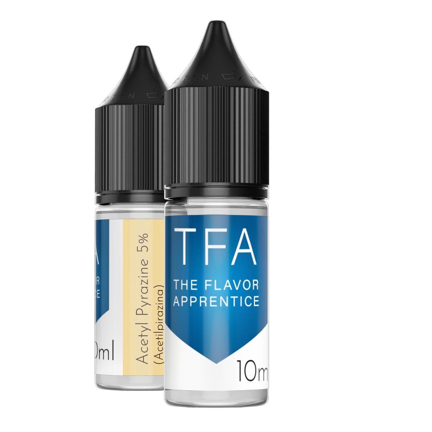 Flavor Apprentice (TPA) Acetyl Pyrazine 5% 10ml  - VM Labs