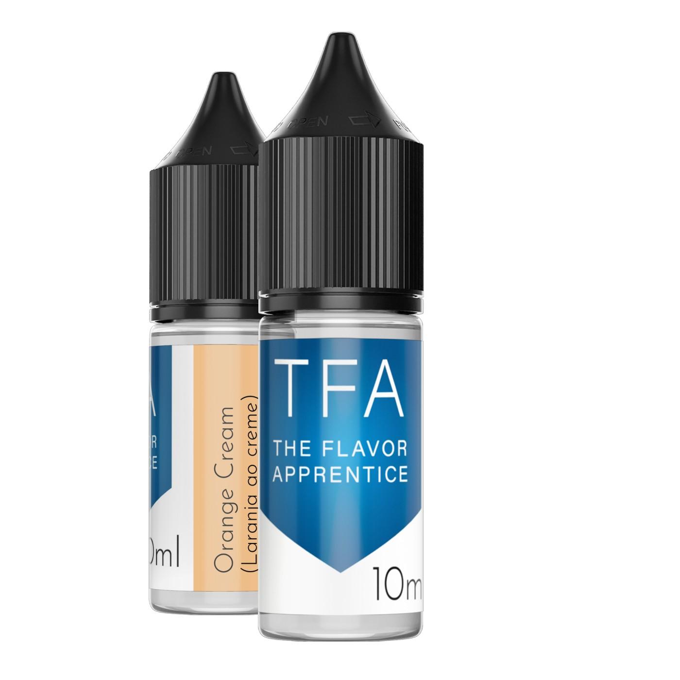 Flavor Apprentice (TPA) Orange Cream 10ml