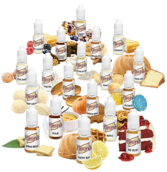 Flavorah Assortment Kit - Dessert Flavors