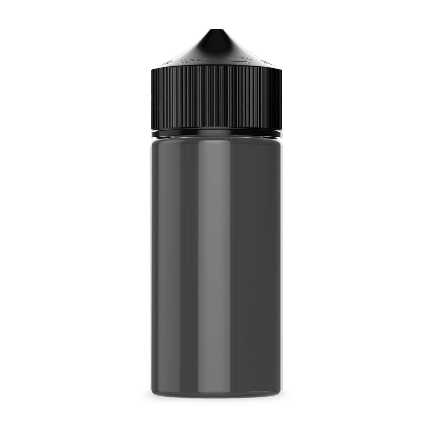 Frasco Chubby 100ml (Black//Black)  - VM Labs