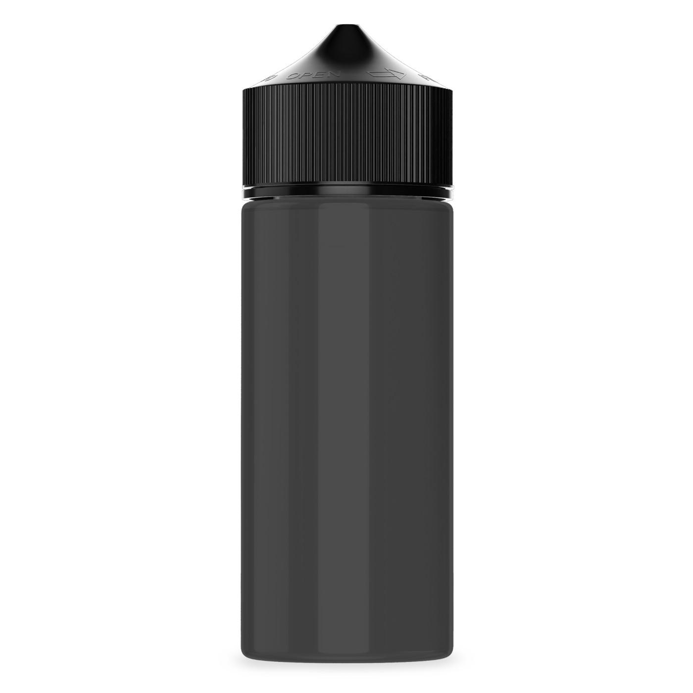 Frasco Chubby 120ml (Black/Black)
