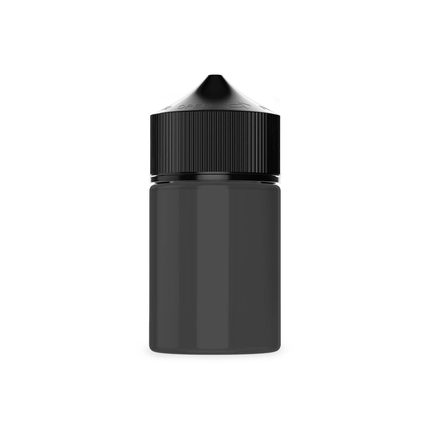 Frasco Chubby 60ml Fat (Black/Black)