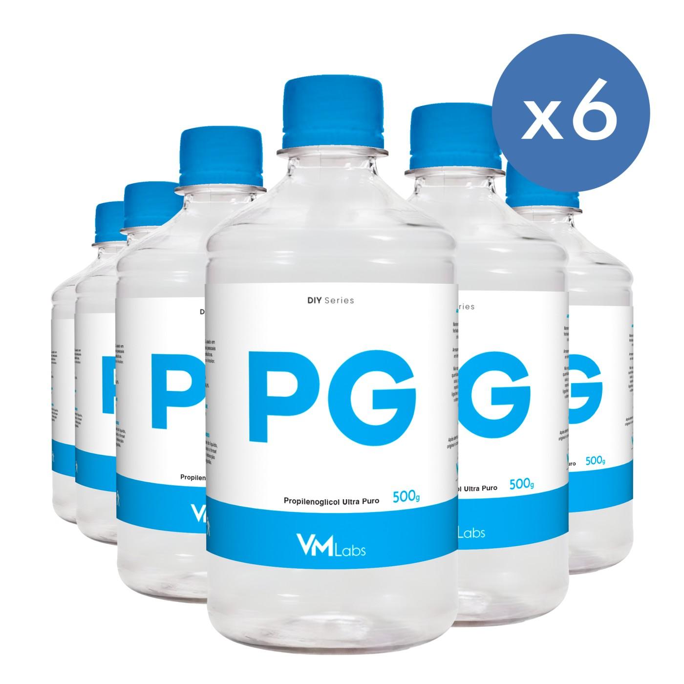 KIT PG USP (3KG)  - VM Labs