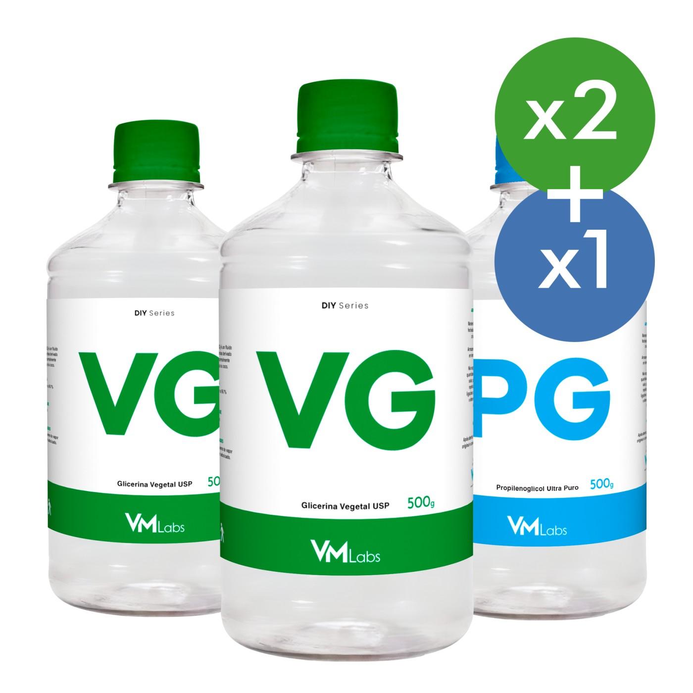 KIT PG + VG (1.5KG)