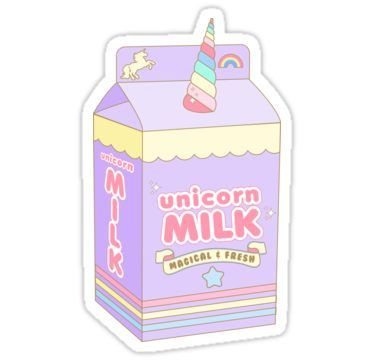 KIT Receita - Unicorn Milk